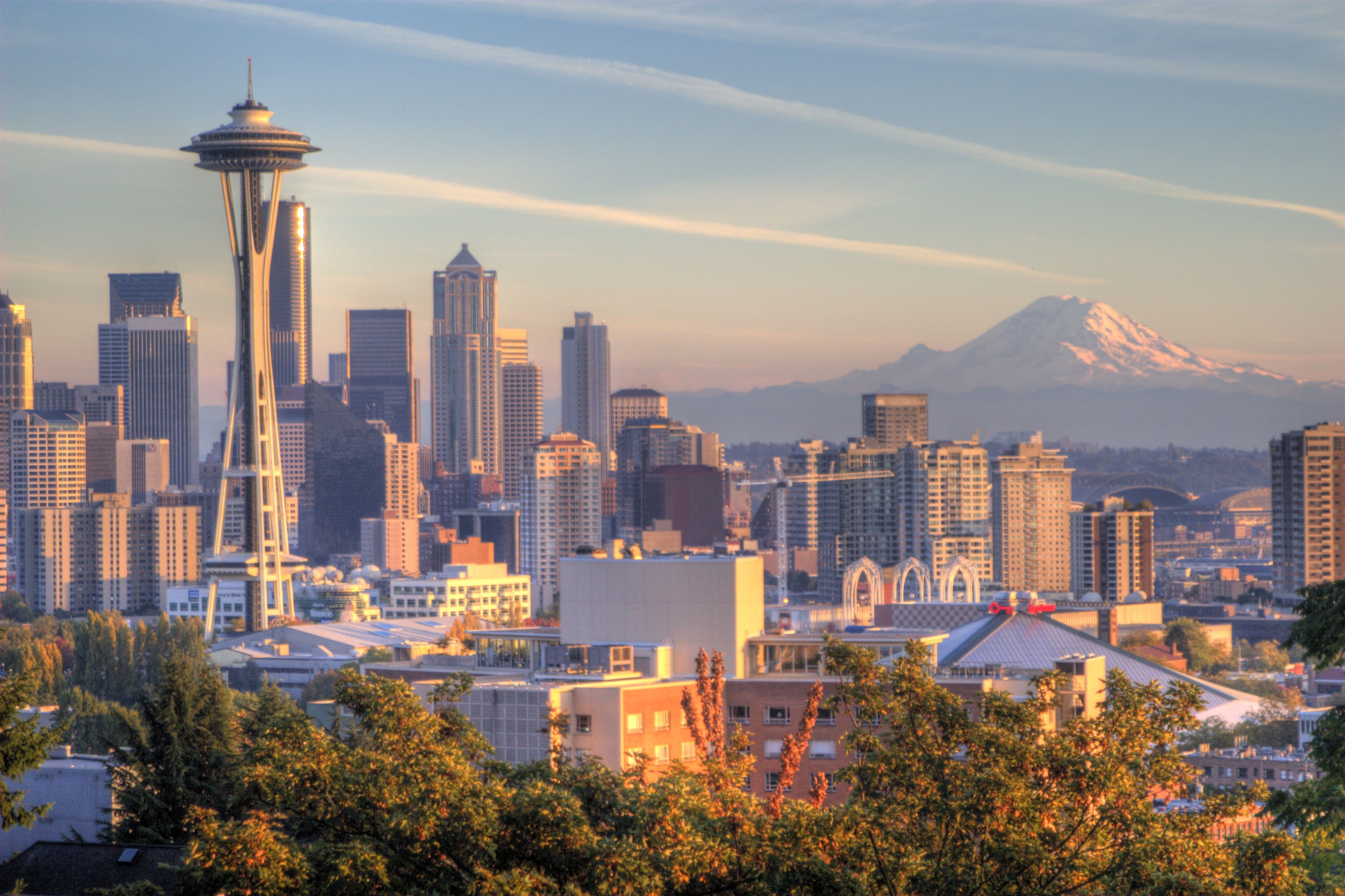 Seattle Hakkında Bilinmesi Gerekenler